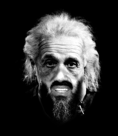 Osama Beard Frenzy Einstein