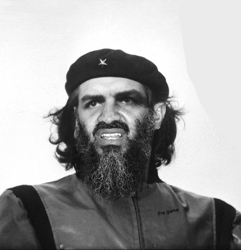 Osama Beard Frenzy Che Guevara