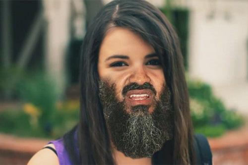 Osama Beard Frenzy Rebecca Black