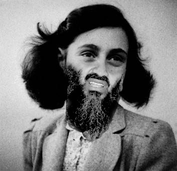 Osama Beard Frenzy Anne Frank