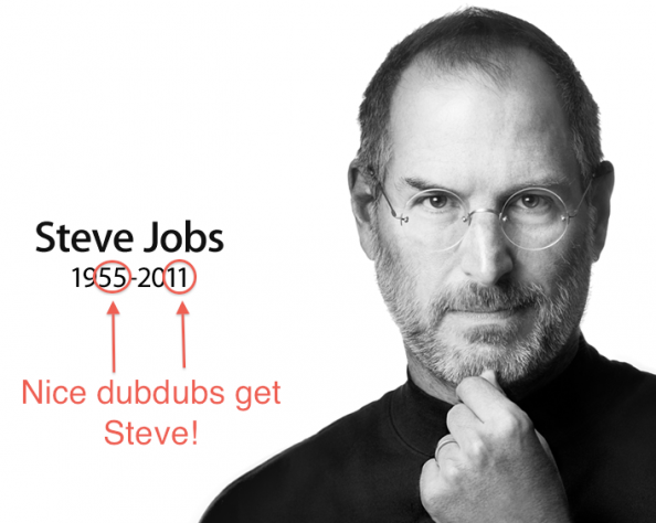 Steve Jobs Death Worst Jokes dubdub