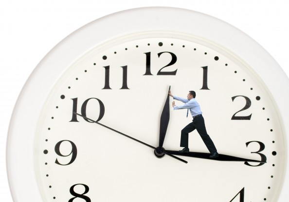 Turning back Time time management techniques
