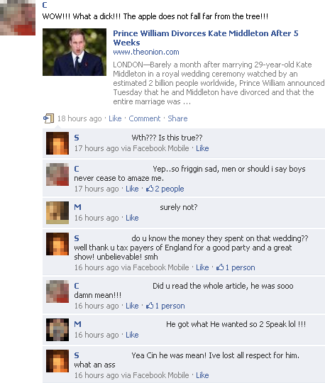 Best Facebook Reactions to the Onion Articles11