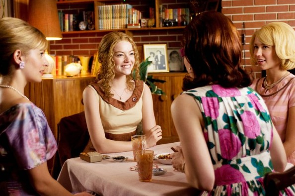 Emma Stone Outfits in The Help Movie 2011 1