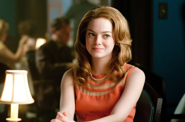Emma Stone Outfits in The Help Movie 2011