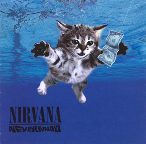Kitten Covers Nirvana Nevermind