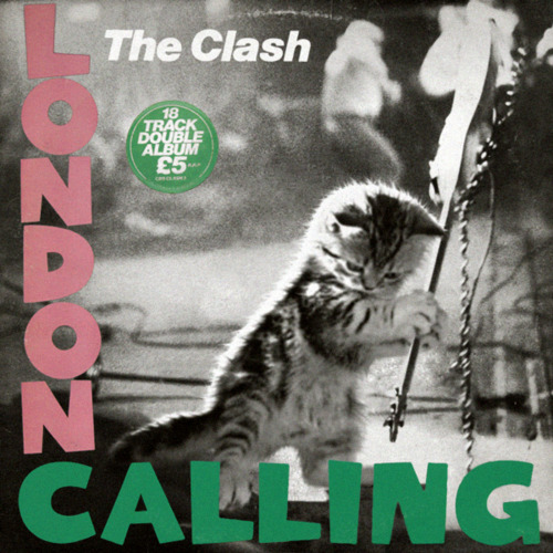 Kitten Covers The Clash London Calling
