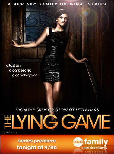 The Lying Game poster
