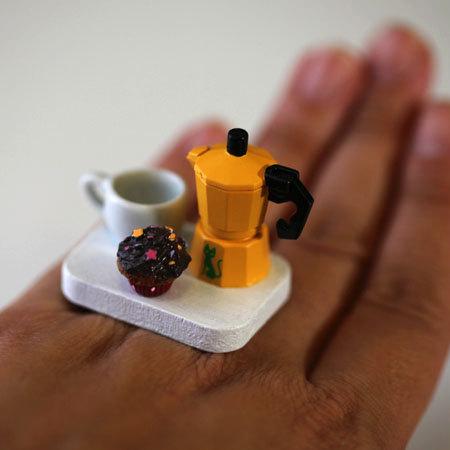 Coffee Pot Ring