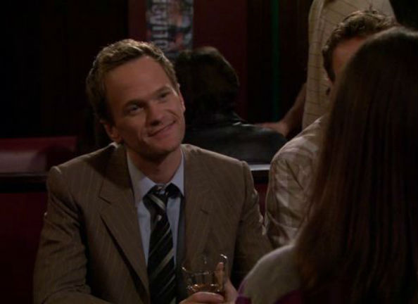 When exes fool around someone gets hurt - How I Met Your Mother