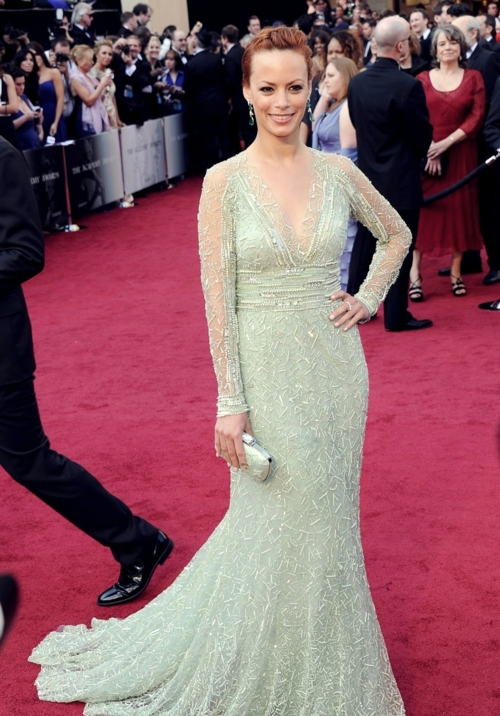 Berenice Bejo at The 2012 Academy Awards