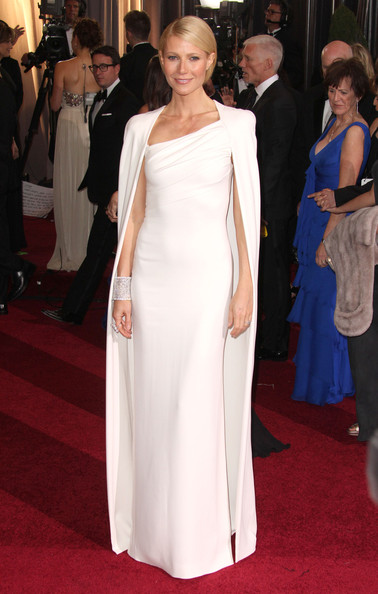 Gwyneth Paltrow at the 2012 Academy Awards