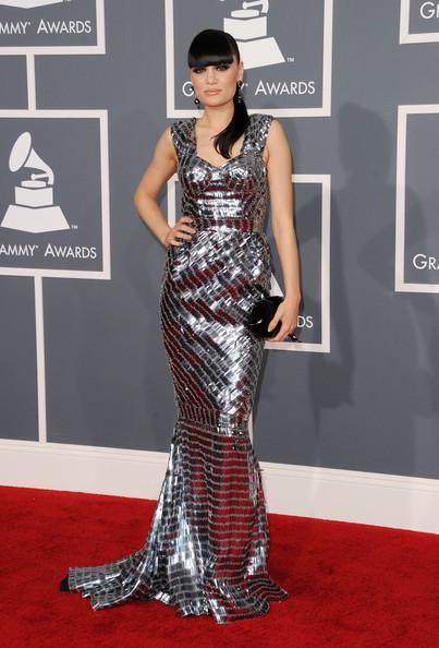 Jessie J at the 2012 Grammy Awards