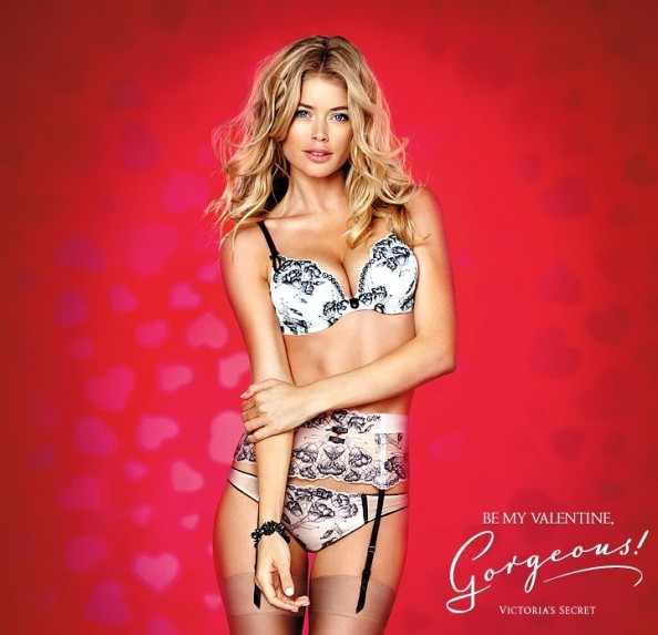 Victoria's Secret Gorgeous Bra Valentine's Day