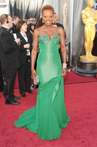 Viola Davies at The 2012 Academy Awards