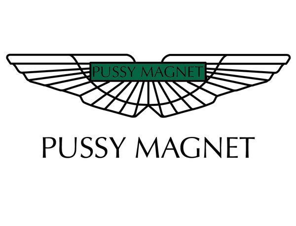 Aston Martin Logo parody by BananaPopArt