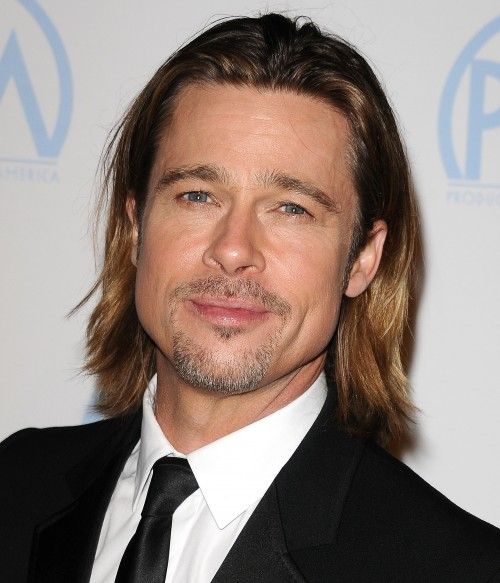 Brad Pitt Prop 8 Live Reading