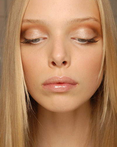 Nude Make-up Spring Summer 2012 Trends