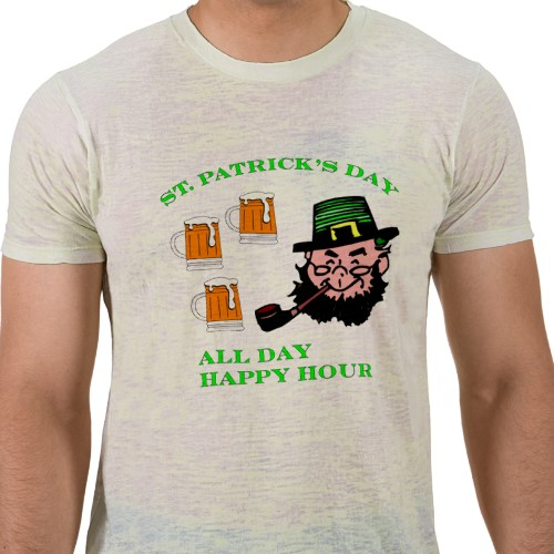 All Day Happy Hour T-Shirt