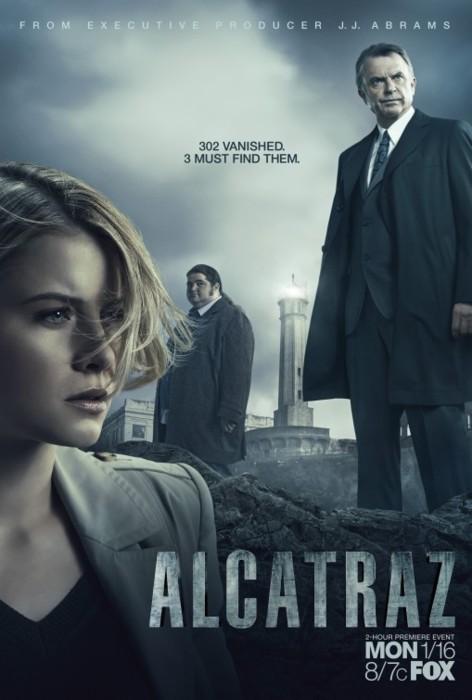 Alcatraz TV Show Poster