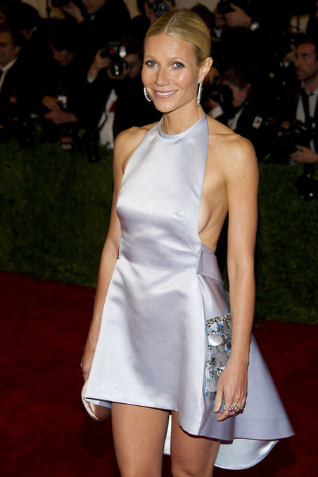 Gwyneth Paltrow at the 2012 Met Gala