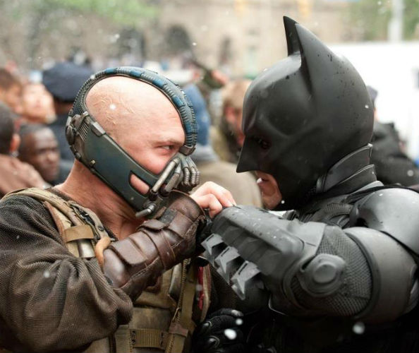 The Dark Knight Rises Movie Photo