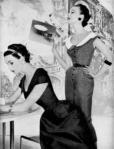 Vintage Fashion - The History of fashion