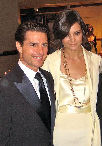 Katie Holmes and Tom Cruise Divorce