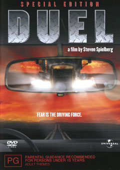 Spielberg's Duel, An Obscure Movie Which Reveals Directing Virtues