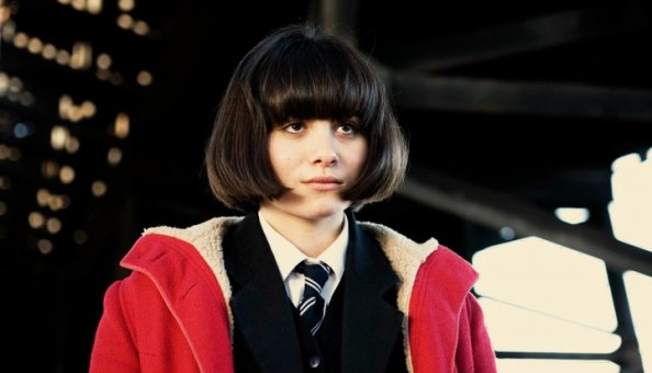Yasmin Paige as Jorndana in Submarine movie 2010