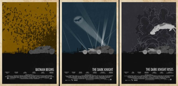 Batman Trilogy Christopher Nolan