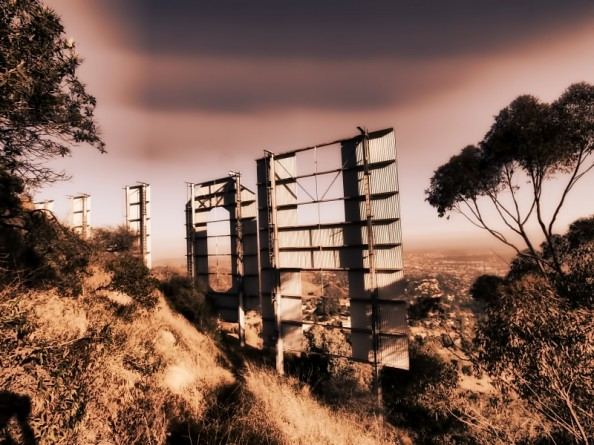 Behind the Hollywood Sign Project by Ted VanCleave 1