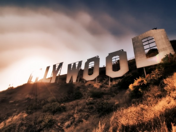 Behind the Hollywood Sign Project by Ted VanCleave 4