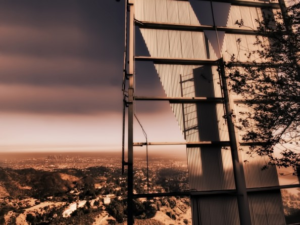 Behind the Hollywood Sign Project by Ted VanCleave 7
