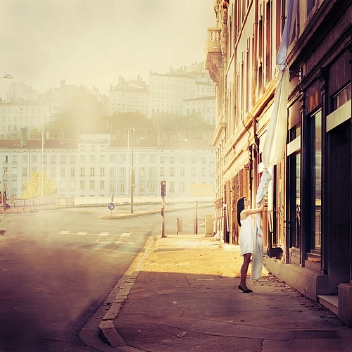 Julie de Waroquier Photography Surreal Streets 2