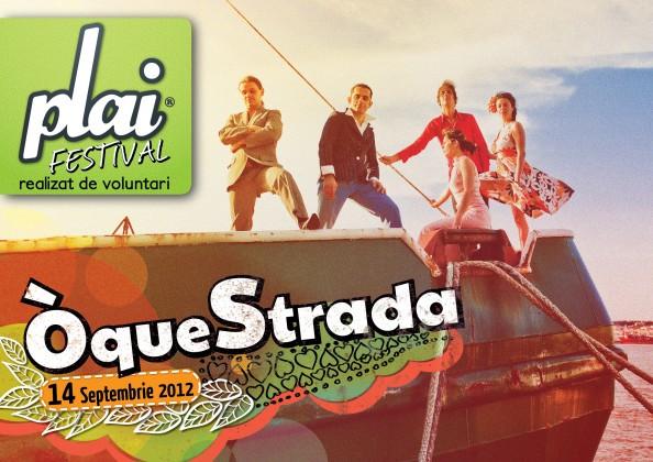 Oquestrada Plai Festival 2012