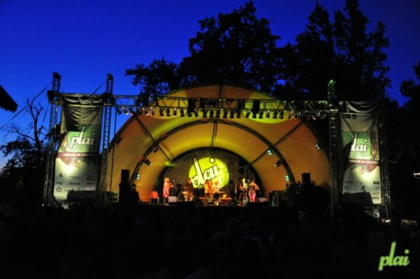 Plai Festival World Music Festival Romania - Stage