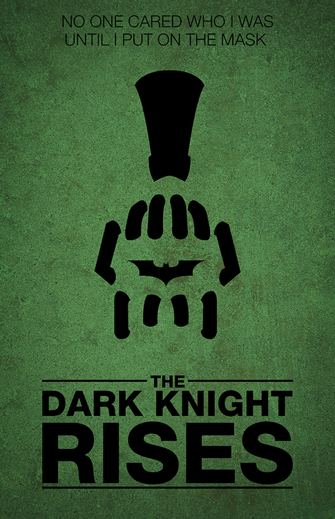 The Dark Knight Rises Movie Poster 2