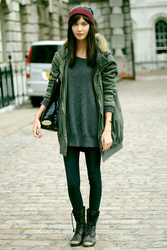 Autumn 2012 Street Style Fashion Looks 11