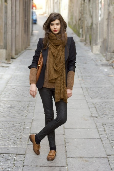 Autumn 2012 Street Style Fashion Looks 4