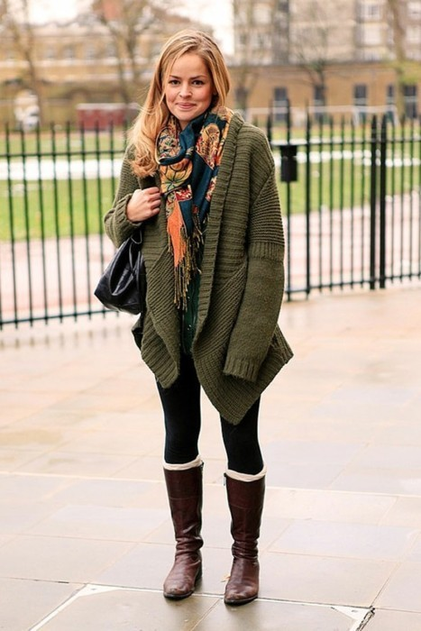 Autumn 2012 Street Style Fashion Looks 7