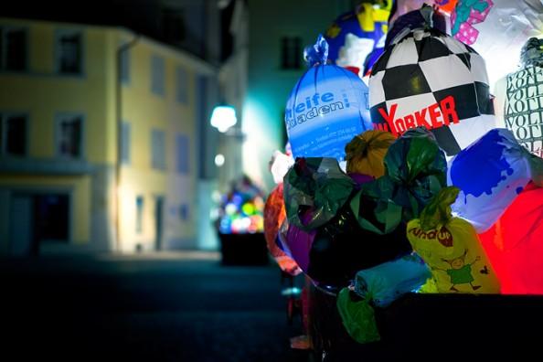 Luzzinterruptus Urban Installations - Plastic Bag Exhibition 5