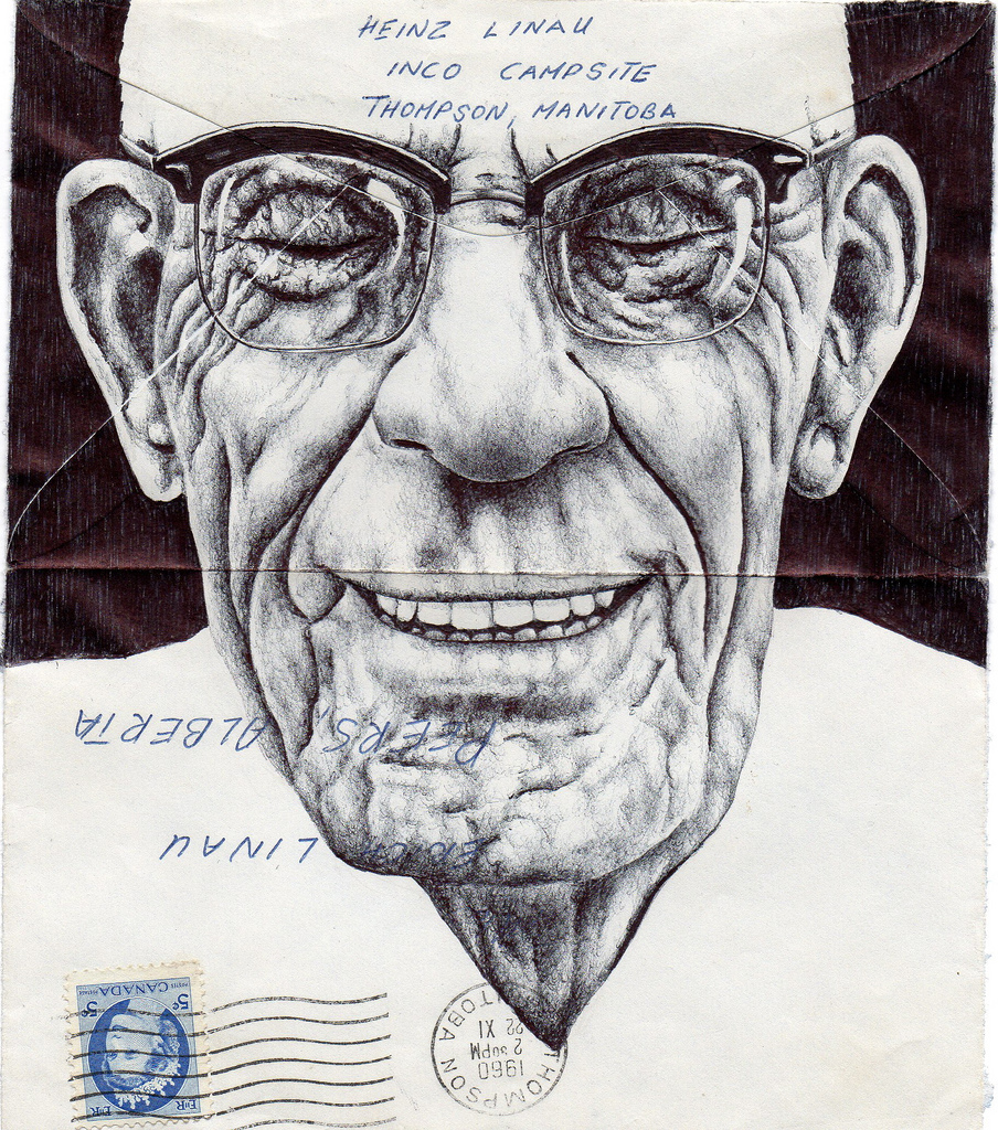 Image of: Watercolor Mark Powell Biro Pen Drawings On Antique Envelopes 13 Mole Empire Mark Powells Biro Pen Drawings On Antique Envelopes interview
