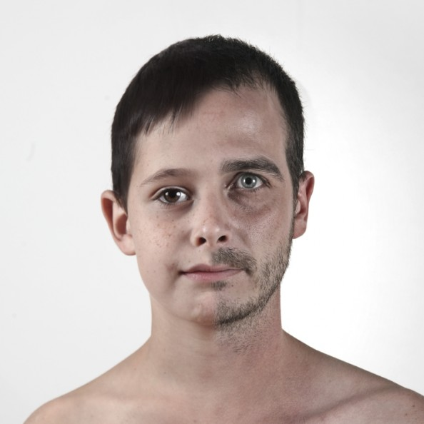 Ulric Collette - Genetic Portraits Photo Project 5