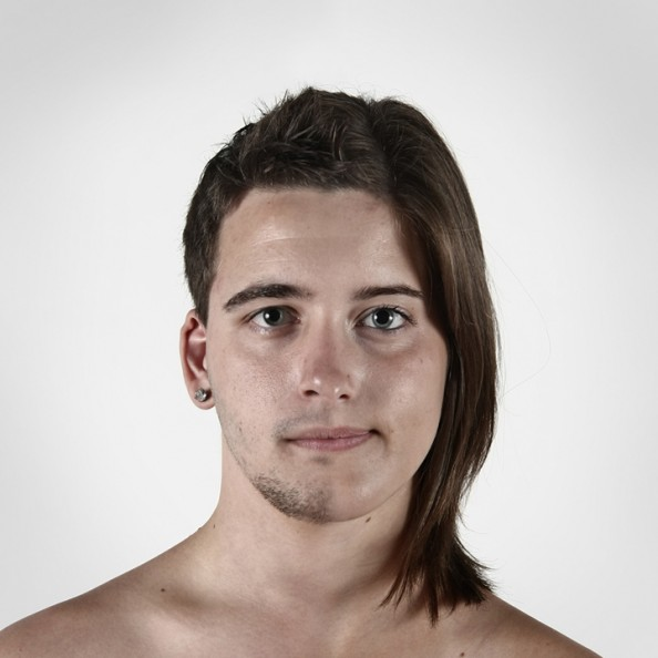 Ulric Collette - Genetic Portraits Photo Project 6
