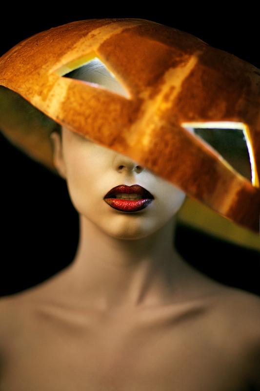 Alexander Khokhlov - Halloween Beauty Look