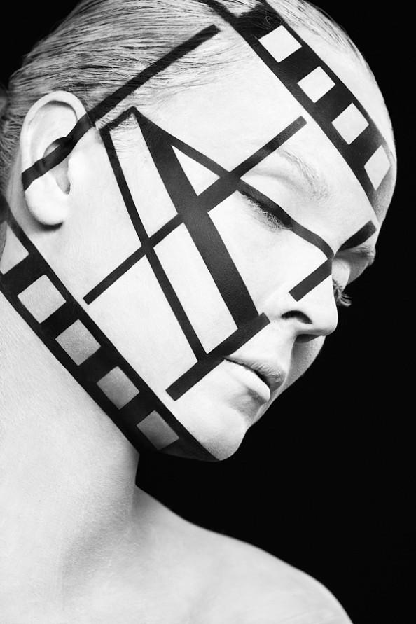 Weird Beauty Project - Alexander Khokhlov Make-up Atelier