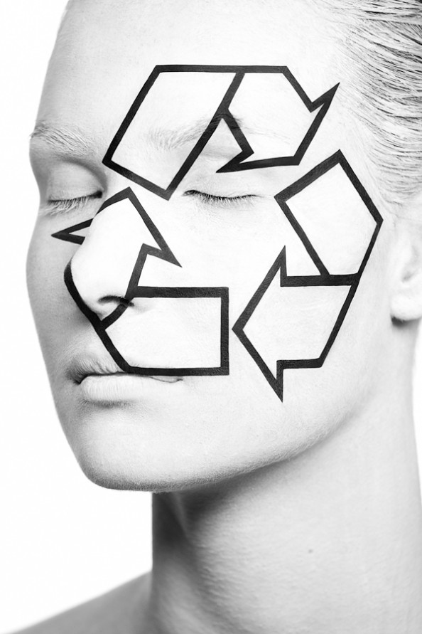 Weird Beauty Project - Alexander Khokhlov Recyclable