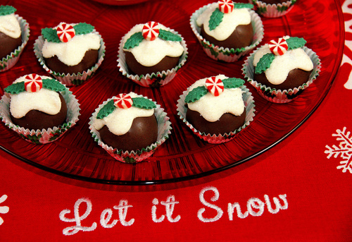 Christmas Cupcakes and Best Holiday Wishes from Mole Empire 14