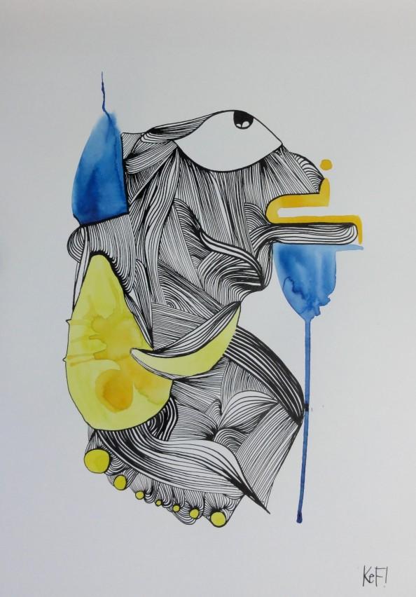 German Artist KEF - Grafitti Art 7